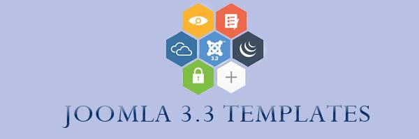 Joomla 3.3 templates