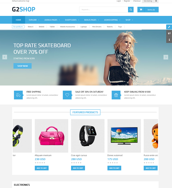 Smartaddons - beautiful_template