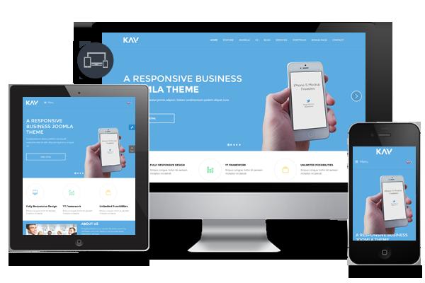 Smartaddons - responsive templates