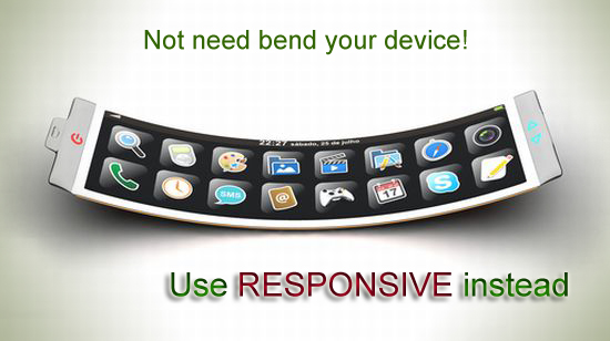 Responsive Bend MagenTech