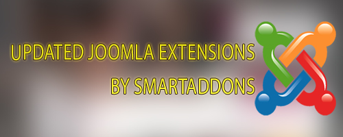 Updated Joomla Extensions by Smartaddons