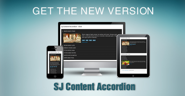 SJ Content Accordion
