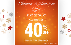Best Xmas Joomla Offers