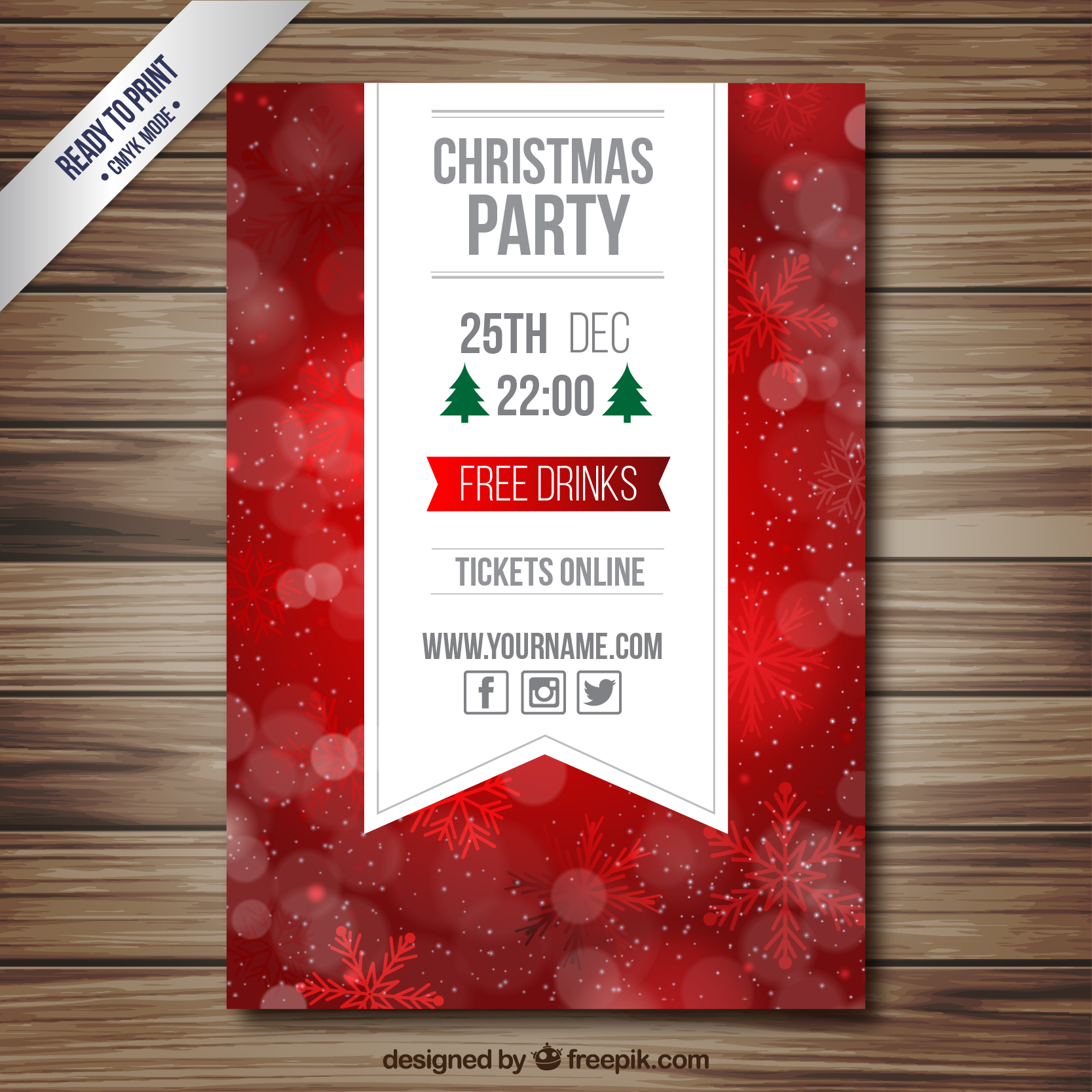 xmas bies best hi quality christmas graphic vectors  red christmas party flyer