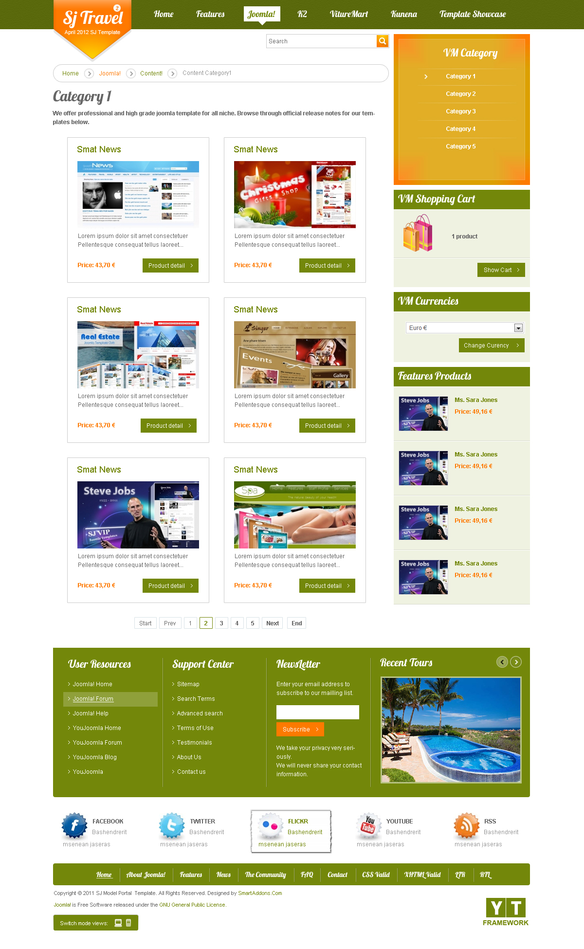 Vm coupons free for 2.5 joomla