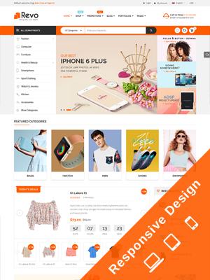 SW Revo - Multipurpose WooCommerce WordPress Theme