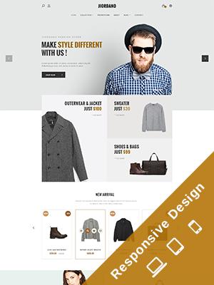 SW Jiordano - WooCommerce Fashion WordPress Theme