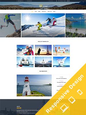 SW Urline - WordPress Travel Magazine and Blog Theme