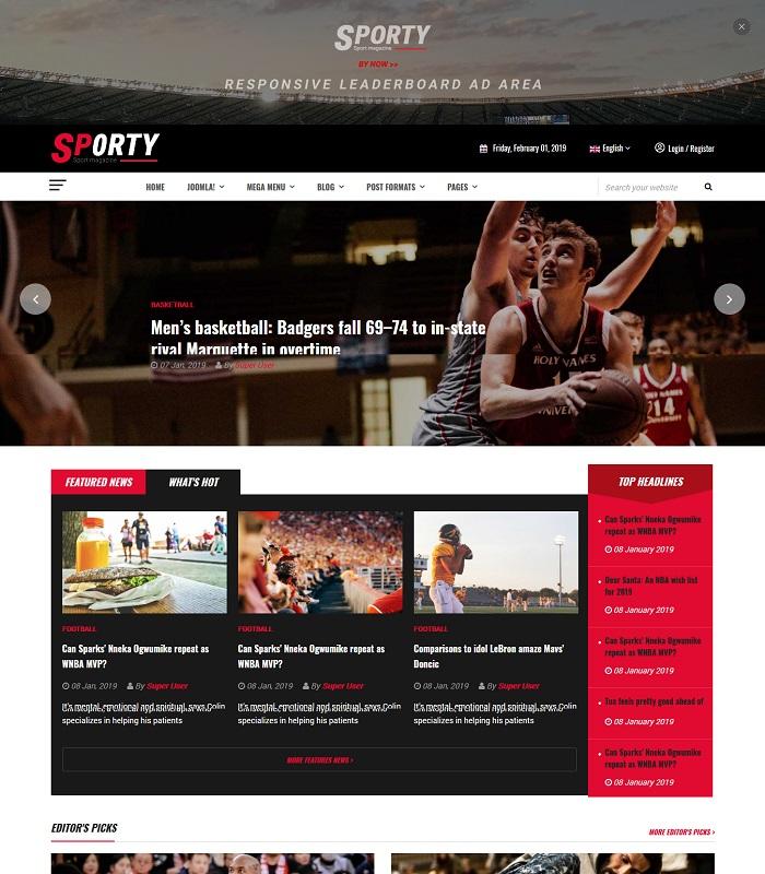 Sj Sporty