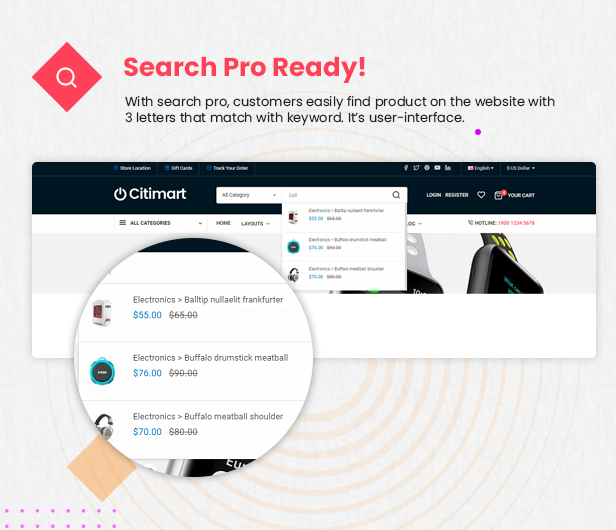 citimart - Opencart 3 Theme