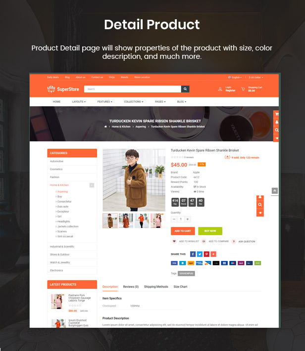 SuperStore - Opencart 3 Theme