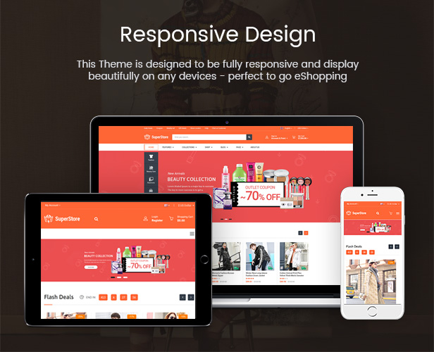 superstore - Multipurpose Drag & Drop Shopify Responsive Theme