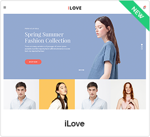 Ilove - Multipurpose Responsive WooCommerce WordPress Theme