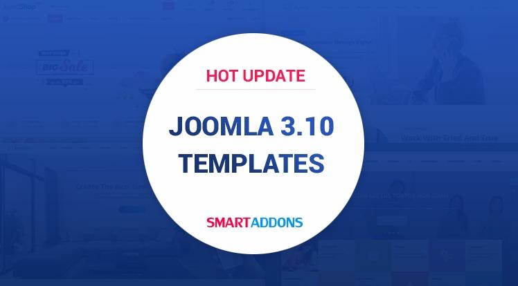 Joomla 3.10 Templates