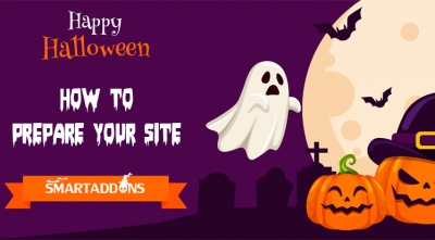 Prepare Your Site for Halloween - The Scariest Holiday of the Year