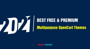 2021's Best Free & Premium Multipurpose OpenCart Themes
