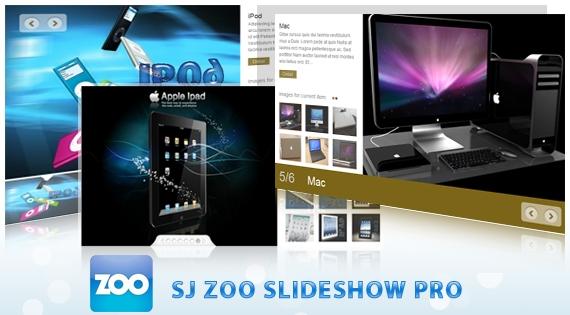 SJ Zoo Slideshow Pro - Joomla! Module