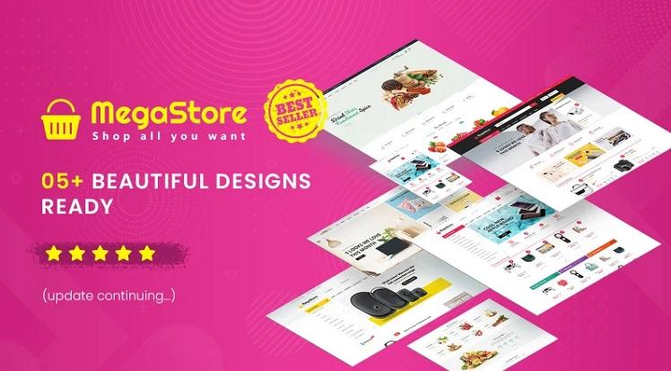 So MegaStore - Responsive Supermarket OpenCart 3 Theme