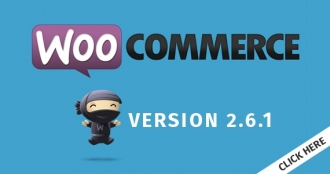 WooCommerce 2.6.1 fix release has been launched