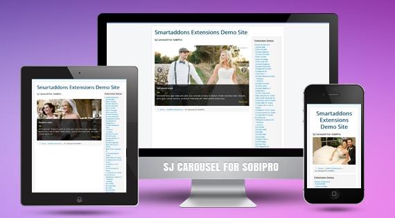 SJ Carousel for Sobipro - Joomla! Module