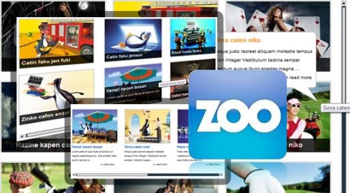 SJ Scrollbar for Zoo - Joomla! Module