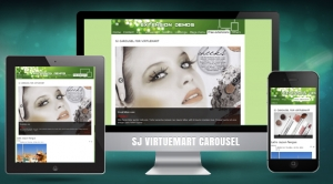 SJ Carousel for VirtueMart - Free Responsive Joomla! Module
