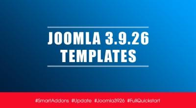 Joomla 3.9.26 Templates