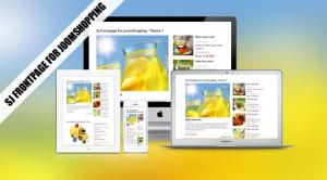 SJ Frontpage for JoomShopping - Joomla! Module