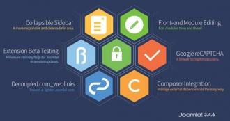 Update your website security with Joomla 3.4.6