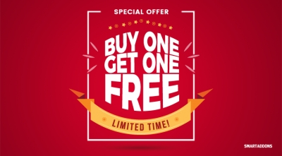 Buy One, Get One FREE - Joomla Templates, Extensions, OpenCart & Shopify Themes
