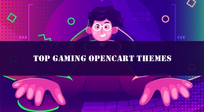 Top 10 Games, Gaming OpenCart Themes 2020