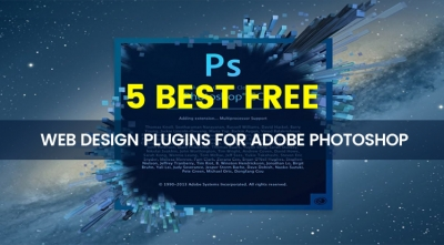 5 Best Free Web Design Plugins For Adobe Photoshop