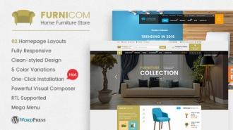 SW Furnicom - A Furniture Elegant Design for WooCommerce WordPress Theme