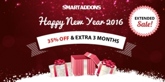 Extended Sale: Xmas & New Year Offer with 35% OFF + Extra 3-month Subscription