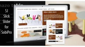 SJ Slick Slider for SobiPro - Responsive Joomla! Module