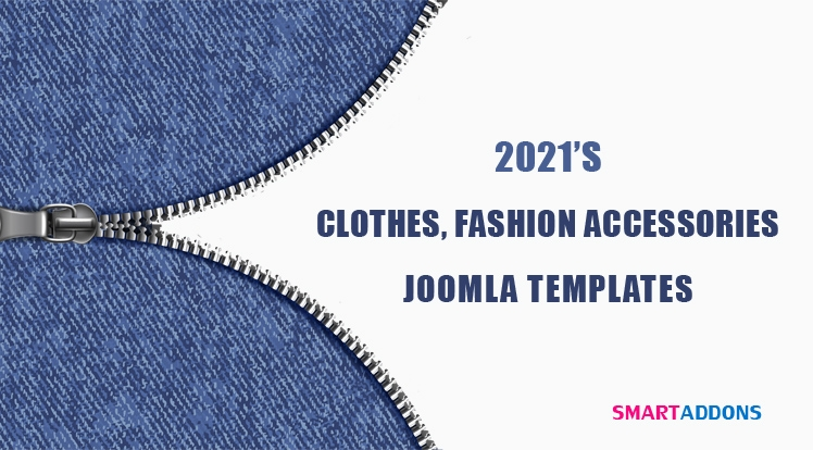 Top 10 Clothes & Fashion Accessories Joomla Templates