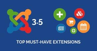 Top 12 popular and very useful Joomla extensions for Joomla 3.5