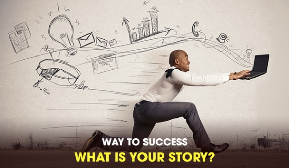 Tell Us Your Story -  Inspire us and others