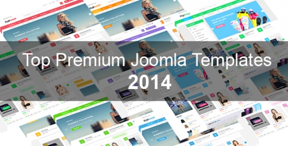 25 Best Premium Joomla Templates in 2014