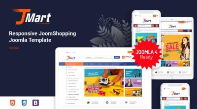 Sj JMart - Elegant JoomShopping eCommerce Joomla Template