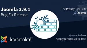 Joomla! 3.9.1 Bug Fixes Release
