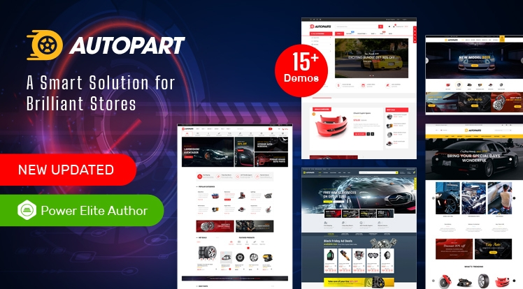 Ss AutoParts - Auto Parts, Tools, Equipments & Accessories Shopify Theme