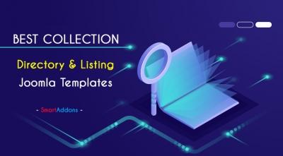 9 Best Free & Premium Listing, Directory Joomla Templates