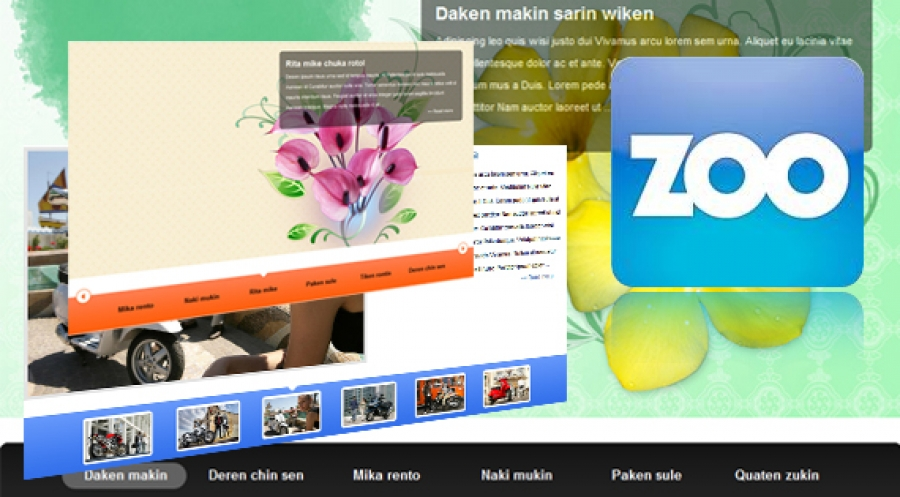 SJ Slideshow III for Zoo - Joomla! Module