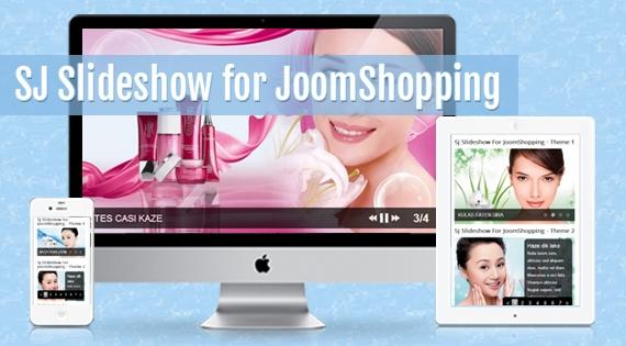SJ SlideShow for JoomShopping - Joomla! Module