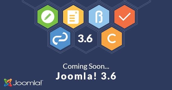 Joomla 3.6 Beta 1 Has Released Now