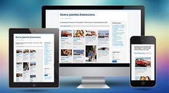 SJ Responsive Product for VirtueMart - Responsive Joomla Module