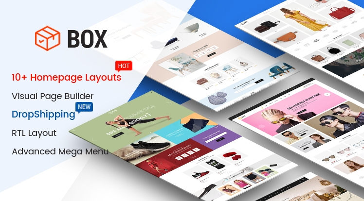 Ss Box - The Clean, Minimal & Multipurpose Shopify Theme with Sections