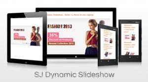 SJ Dynamic Slideshow - Responsive Joomla! Module