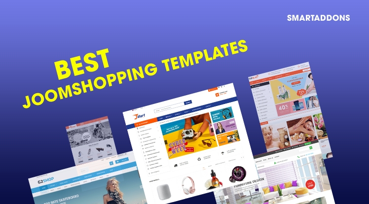 Top Joomla JoomShopping Templates for Building Online Stores 2020